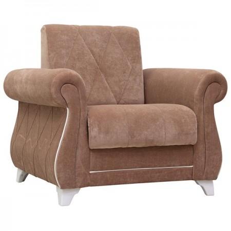 Кресло для отдыха Роуз ткань ТК 253