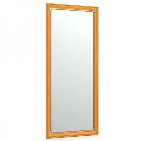 Зеркало в прихожую 55х125 см. 118М рама вишня