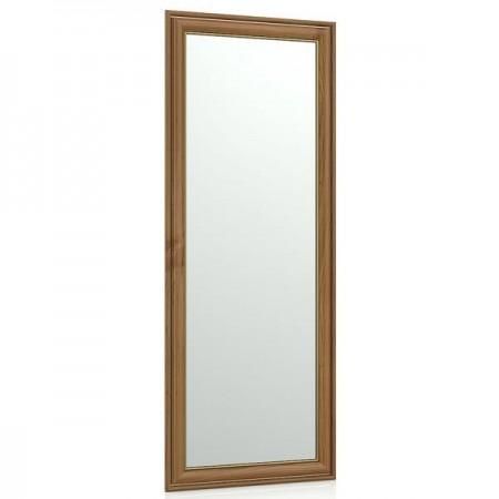 Зеркало в прихожую 120 40х100 см. рама тёмный орех