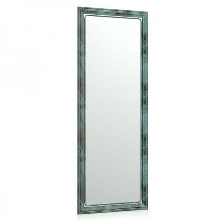 Зеркало 50х130 см. 118С рама малахит
