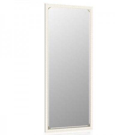 Зеркало 119Б белый, греческий орнамент