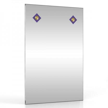Зеркало 401С-2В синий ромб