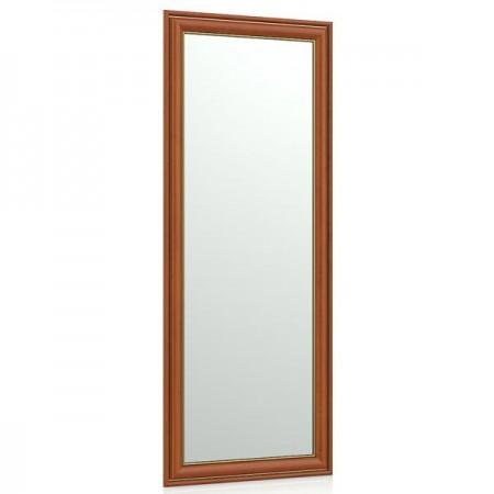 Зеркало в прихожую 120 40х100 см. рама тёмная вишня
