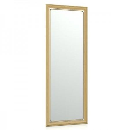 Зеркало 50х130 см. 118С рама орех