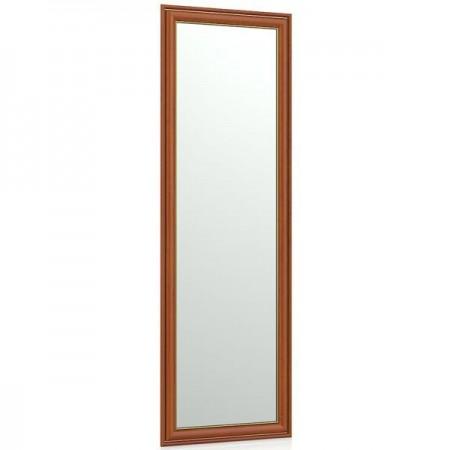 Зеркало 120Б 40х120 см. рама тёмная вишня