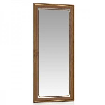 Зеркало 39х90 см. 118У тёмный орех