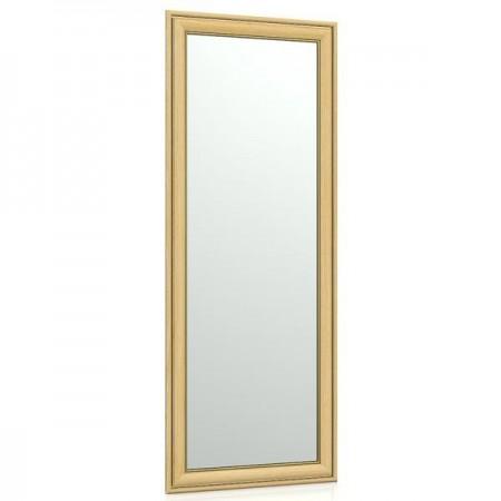 Зеркало в прихожую 120 40х100 см. рама дуб