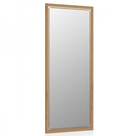 Зеркало 119Б тёмный орех, греческий орнамент