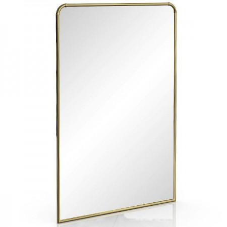 Зеркало 40х60 см. 33Р2 золото