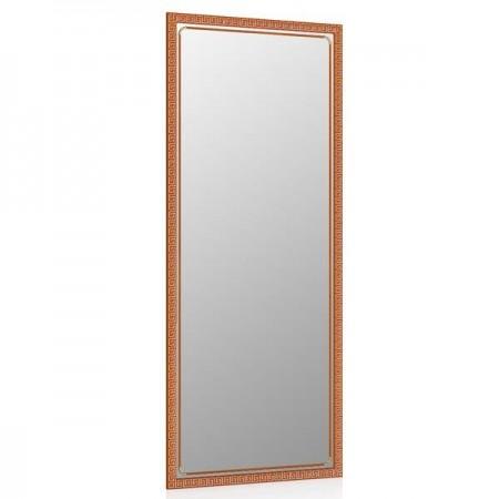 Зеркало 119Б тёмная вишня, греческий орнамент