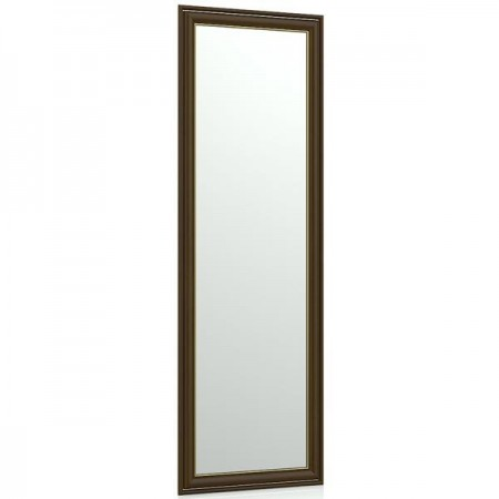 Зеркало 120Б 40х120 см. рама тосканский орех