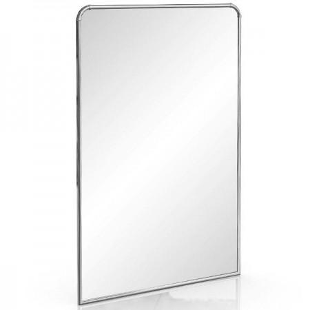 Зеркало 40х60 см. 33Р2 серебро