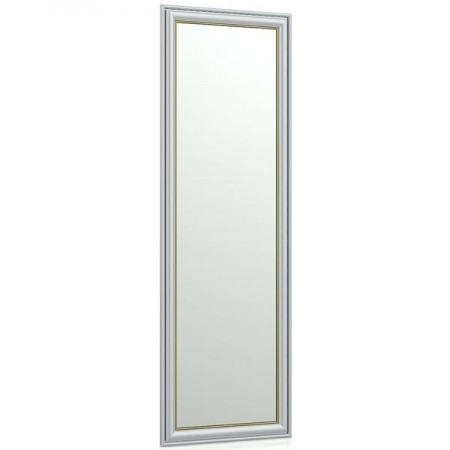 Зеркало 120Б 40х120 см. рама металлик