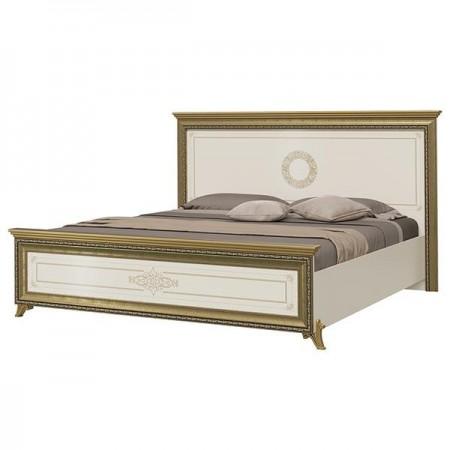 Кровать 1800 Версаль СВ-04Ш цвет слоновая кость