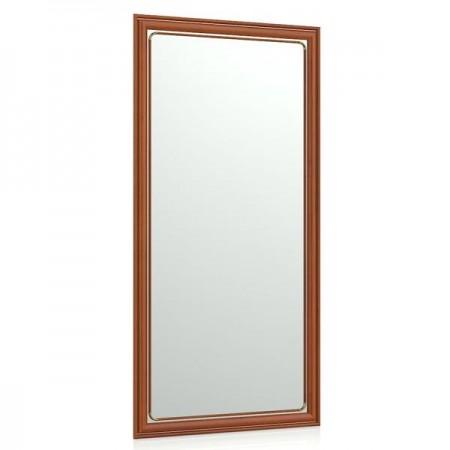 Зеркало для прихожей 121Б 60х120 см. рама тёмная вишня