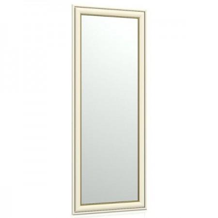 Зеркало в прихожую 120 40х100 см. рама белая