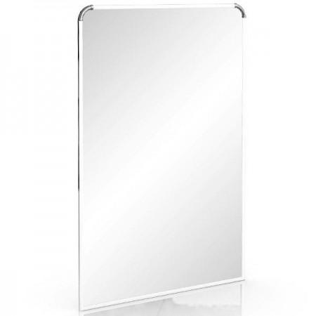 Зеркало 40х60 см. 33Р2 белый
