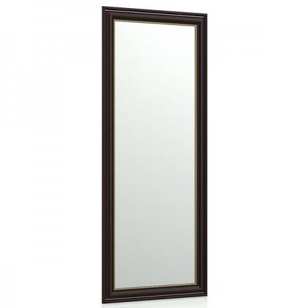 Зеркало в прихожую 120 40х100 см. рама махагон