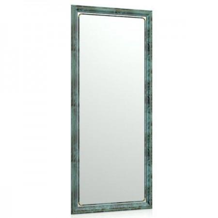 Зеркало в прихожую 55х125 см. 118М рама малахит