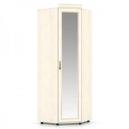 Александрия Шкаф угловой с зеркальной дверью