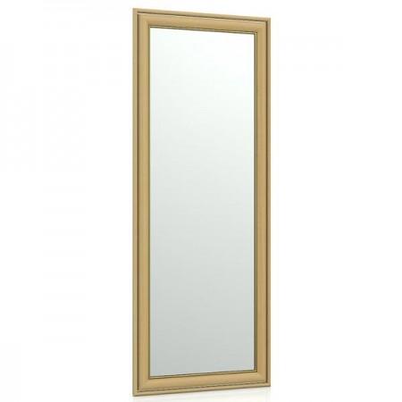 Зеркало в прихожую 120 40х100 см. рама орех