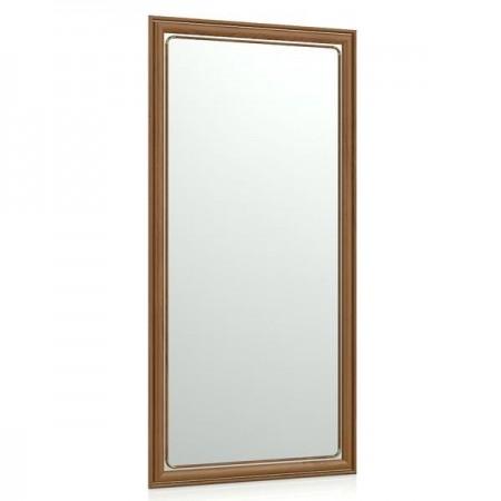Зеркало для прихожей 121Б 60х120 см. рама тёмный орех