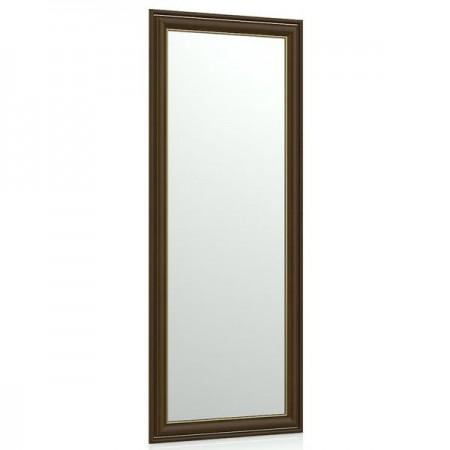 Зеркало в прихожую 120 40х100 см. рама тосканский орех