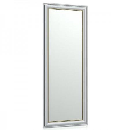 Зеркало в прихожую 120 40х100 см. рама металлик