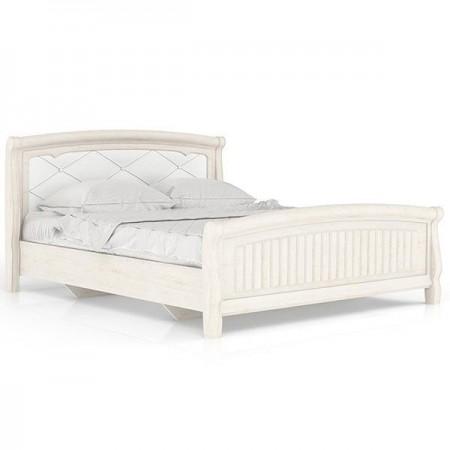 Амели ЛД-642-430 Кровать 1600 красивая спинка