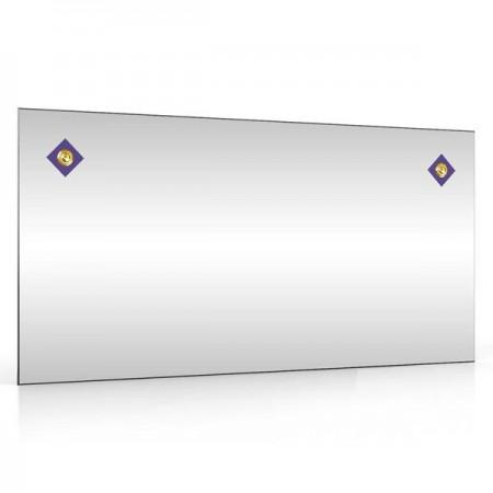Зеркало 403С-2Г ромбики синие