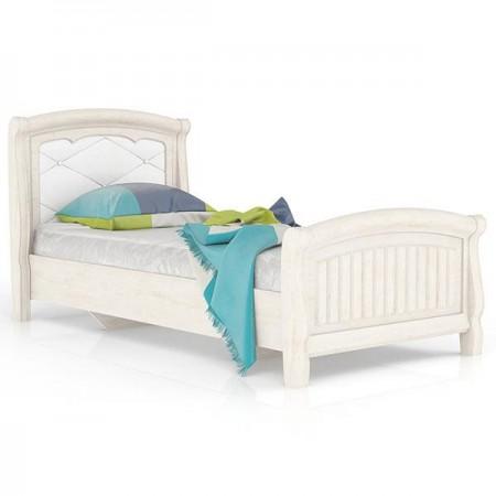 Амели ЛД-642-460 Кровать 900 красивая спинка