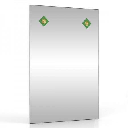 Зеркало 401С-2В зелёный ромб