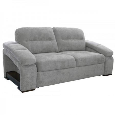 Диван-кровать Рокси 150 ткань 40431 энерджи грей 18 серебристый серый