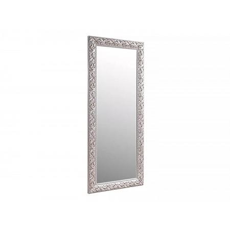 Зеркало большое Тиффани Премиум ТФ/02(П) серебро