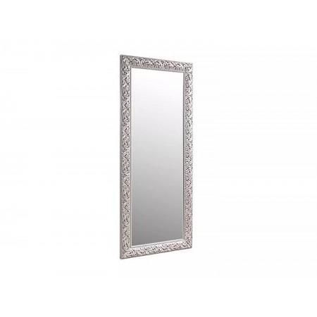 Зеркало большое Тиффани ТФ/02 серебро