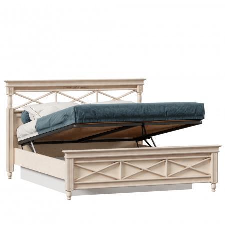 Двухместная Кровать 1600 Амели ЛД-642-780 подъёмным механизмом